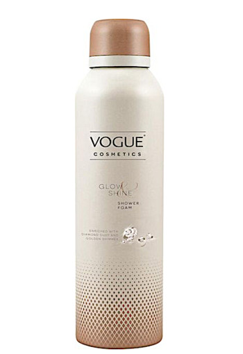 Vogue Cosmetics Shower foam glow & shine (200 ml)