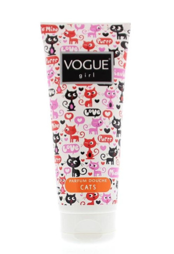 Vogue Douche girl cats (200 ml)