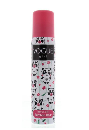 Vogue Girl parfum deodorant bambo bear (100 ml)
