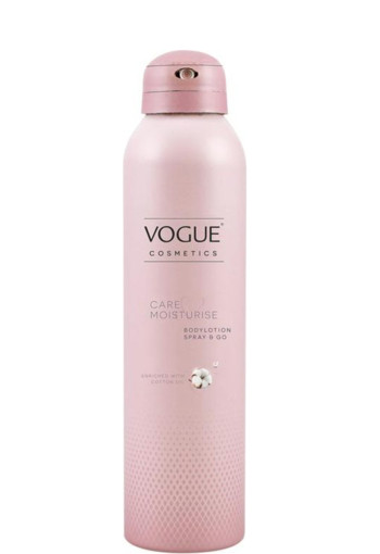 Vogue Cosmetics Bodylotion spray & go care & moisturise (200 ml)