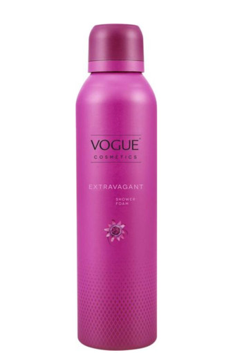 Vogue Cosmetics Shower foam extravagant (200 ml)