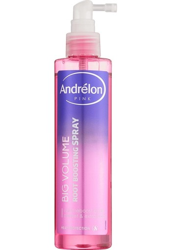 Andrélon Pink Big Volume Root Boosting Spray 200ml