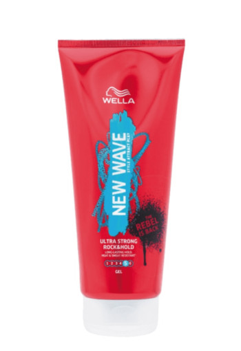 Wella New Wave rock n hold ultra strong (200 ml)