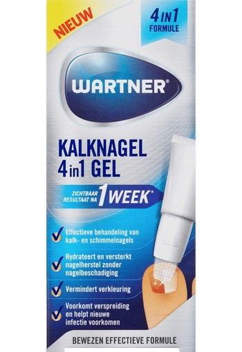 Wartner Kalknagelgel 7 ml