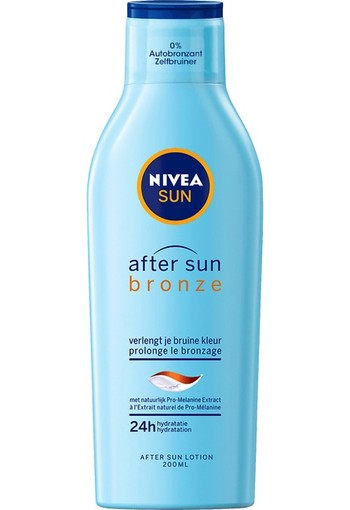 Nivea Aftersun bronze lotion (200 ml)