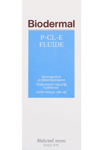Biodermal P-CL-E Fluïde  50ml | Biodermal Dagcreme