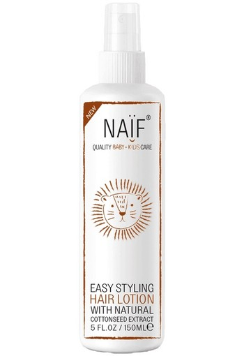 Naïf Baby Care Easy Styling Hair Lotion 150 ml