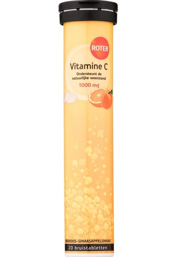 Roter Vitamine extra C 1000 mg (20 bruistabletten)