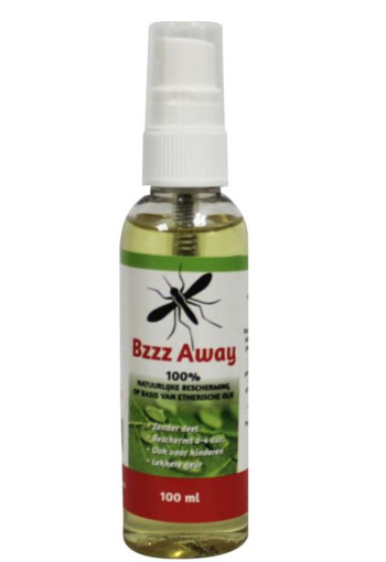 Buzz Away Anti-insecten spray (100 ml)