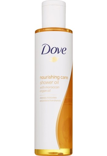 Dove Shower oil nourishing care 200 ml