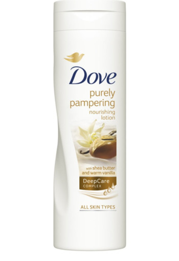 Dove Body lotion sheabutter (250 ml)