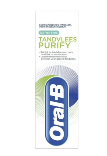 Oral-B Purify Extra Fris Tandpasta 75 ml