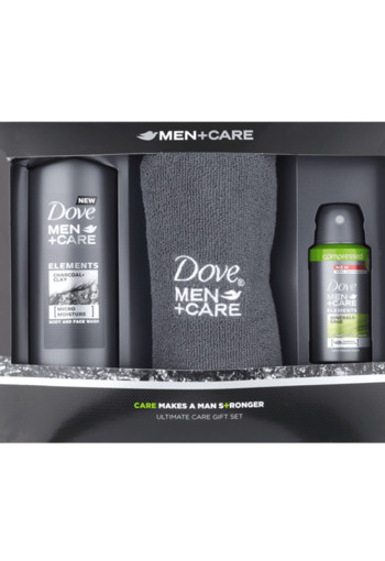 Dove Men+ Care Elements Minerals Geschenkset