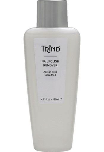 Trind Nailpolish Remover 125 ml