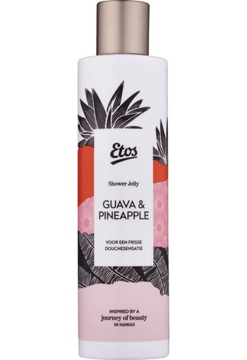 Etos Journey Of Beauty Guava & Pineapple Shower Jelly  200 ml