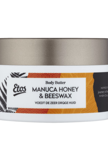 Etos Journey Of Beauty Manuca Honey & Beeswax Body Butter