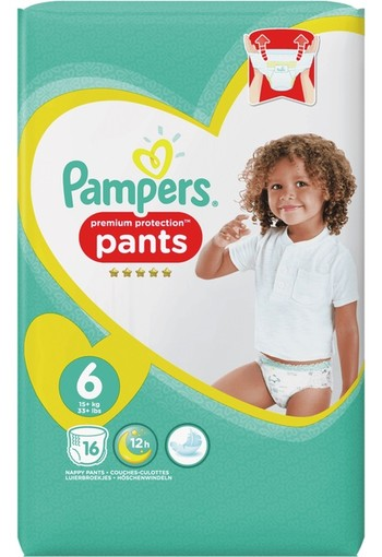 Pampers Premium Protection Pants 6 / 19 stuks