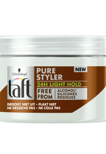 Taft Gel Pure Styler Light Hold 150 ml