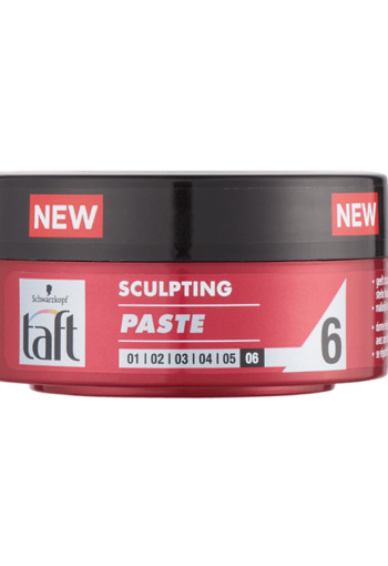 Schwarzkopf Taft Sculpting Paste level 6 / 75 ml