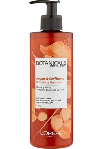 L'Oréal Paris Botanicals Safflower Shampoo 400 ML