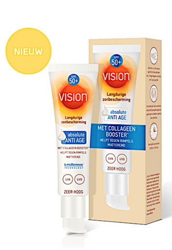 Vision Face Fluid Absolute Anti Age SPF50+ 50 ml