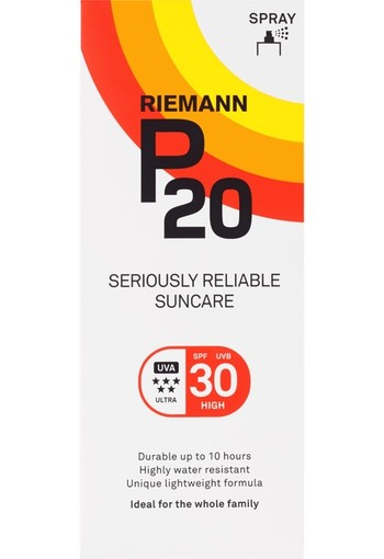 P20 Spray SPF30 200 ml