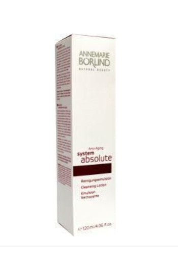 Borlind System absolute reinigingsemulsie (120 ml)
