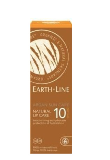 Earth-Line Argan sun care - natural lip care (10 ml)