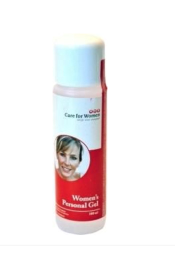 Care For Women Personal gel (100 ml)