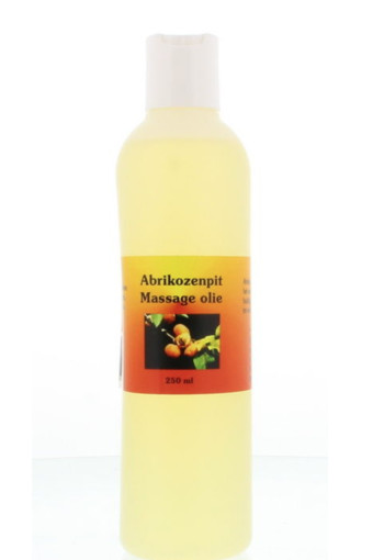 Alive Abrikozenpit massageolie (250 ml)