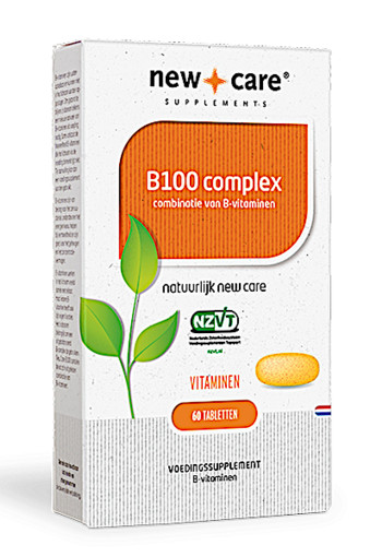 New Care B100 complex 60 tabletten