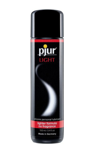 Pjur Light bodyglide glijmiddel (100 ml)