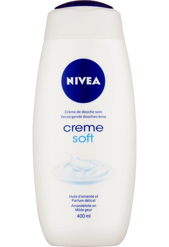 Nivea Douche creme soft  400 ml