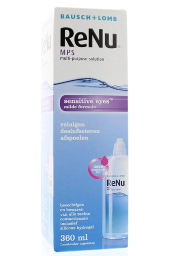 Bausch & Lomb Renu MPS sensitive eyes (360 ml)