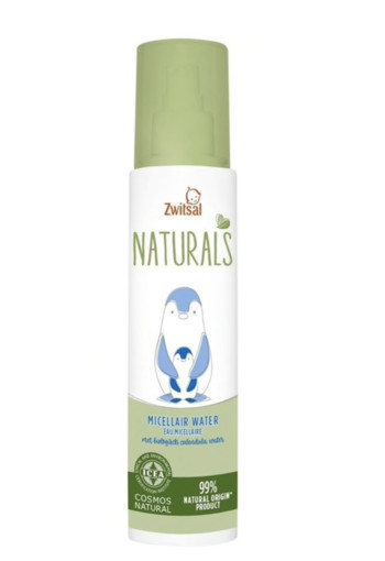 Zwitsal Naturals micellair water (200 ml)