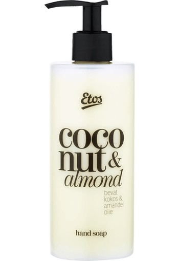 Etos Coconut & Almond Handzeep 300 ml