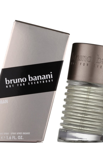 Bruno Banani Man aftershave lotion (50 ml)