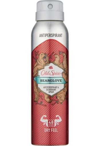Old Spice Bearglove Deodorant Spray 150 ML