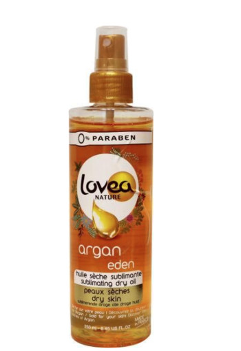 Lovea Argan eden dry oil (250 ml)