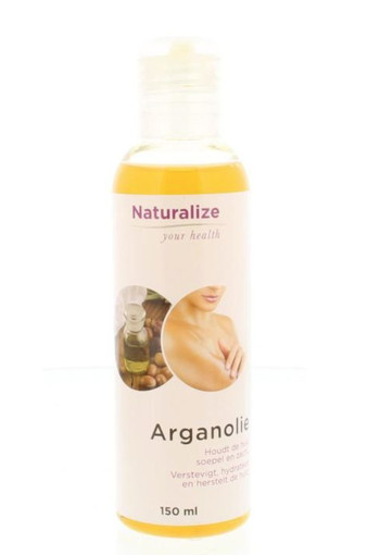 Naturalize Arganolie (150 ml)