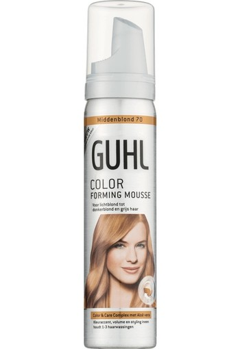 Guhl Color forming mousse 70 blond (75 ml)