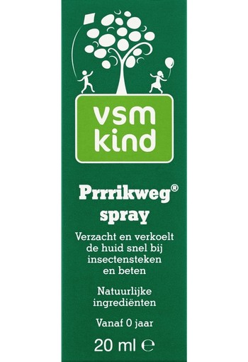 VSM Prrrikweg kind spray (20 ml)