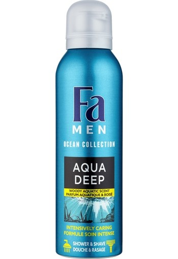 Fa Men Shower Foam Aqua 200 ml