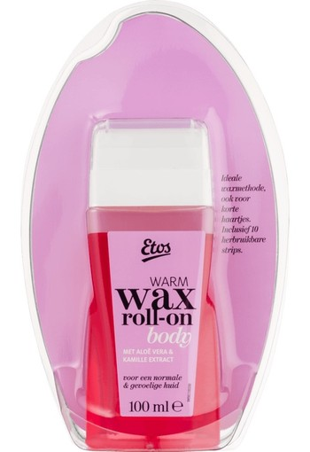 Etos Warm Wax Roll-On Body 150 ml