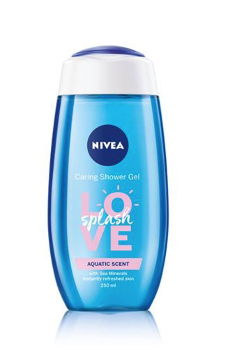 Nivea Douche love splash 250 ml