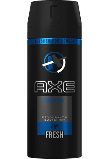 AXE Deodorant bodyspray anarchy (150 ml)