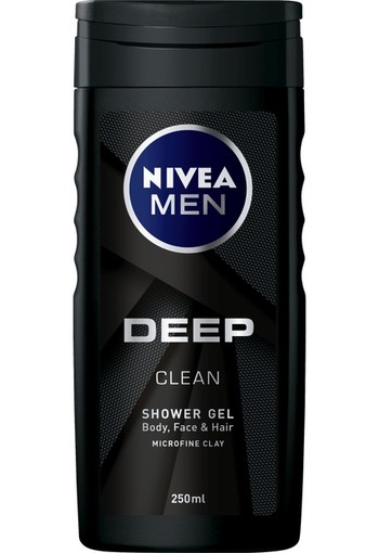 Nivea Men douchegel deep 250 ml