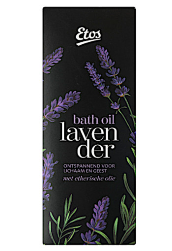 Etos Aro­ma bath oil la­ven­der  100 ml