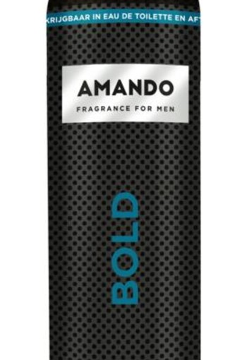 Amando Bold shower foam (200 ml)