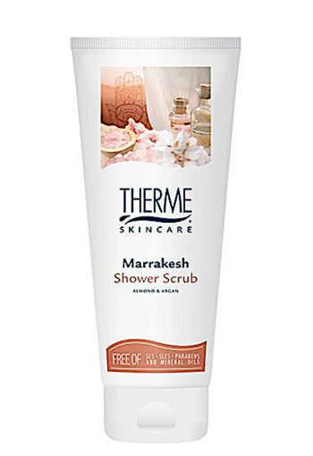 Therme Shower Scrub Marrakesh 200ml